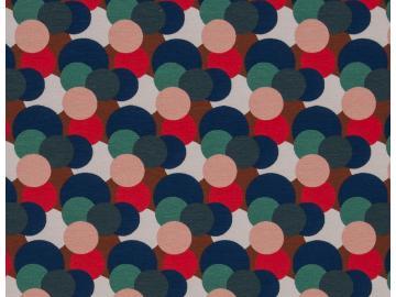 Jersey BW Anne by jolijou blau grün rot