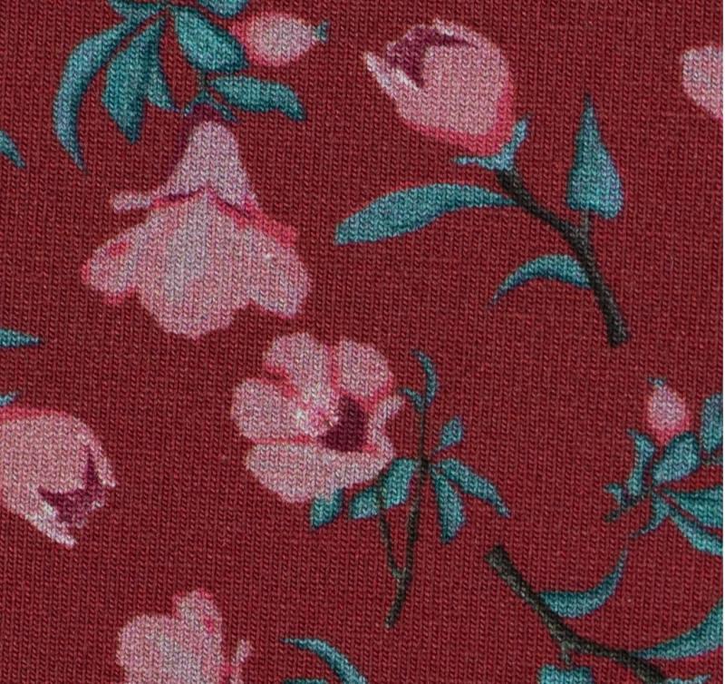 Jersey Granada by Bienvenido  weinrot-rose