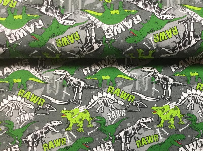 Jersey BW, Dinosaurier