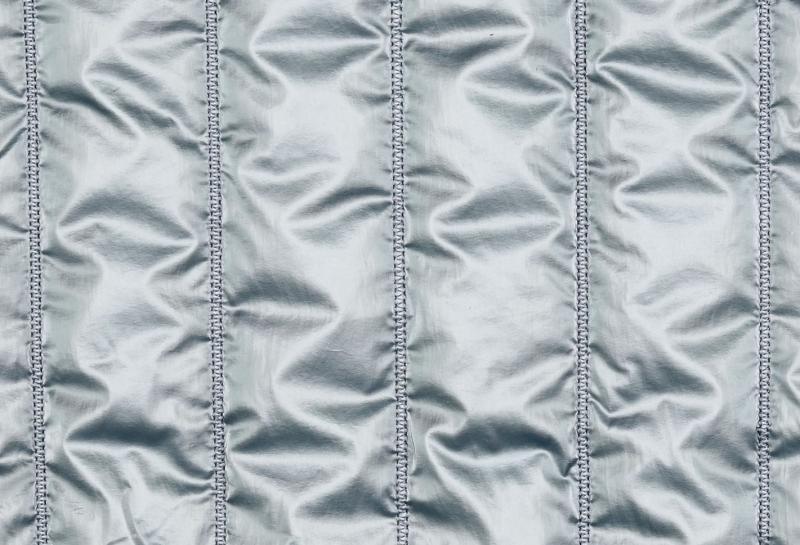 Stepper graublau glänzend