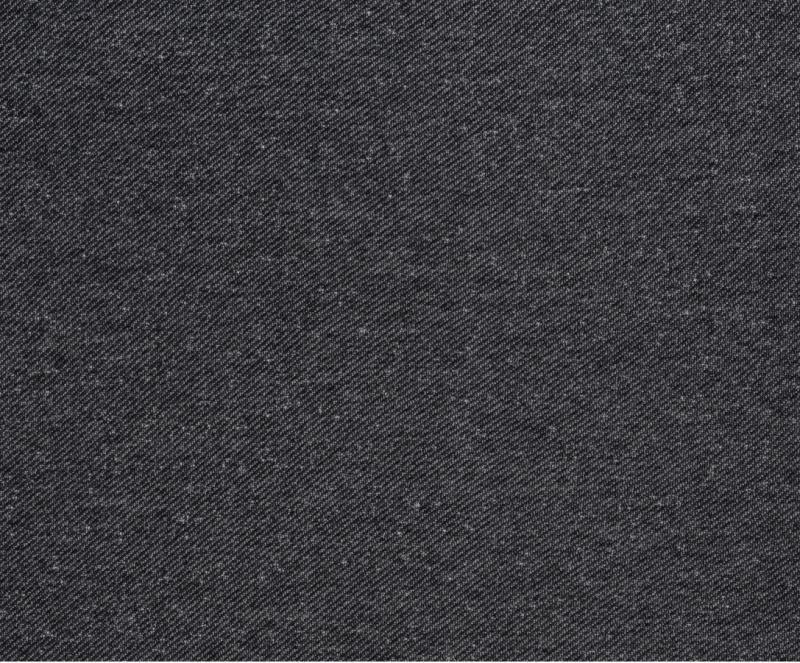 Sweat Piet, BW mit Fleeceabseite schwarz