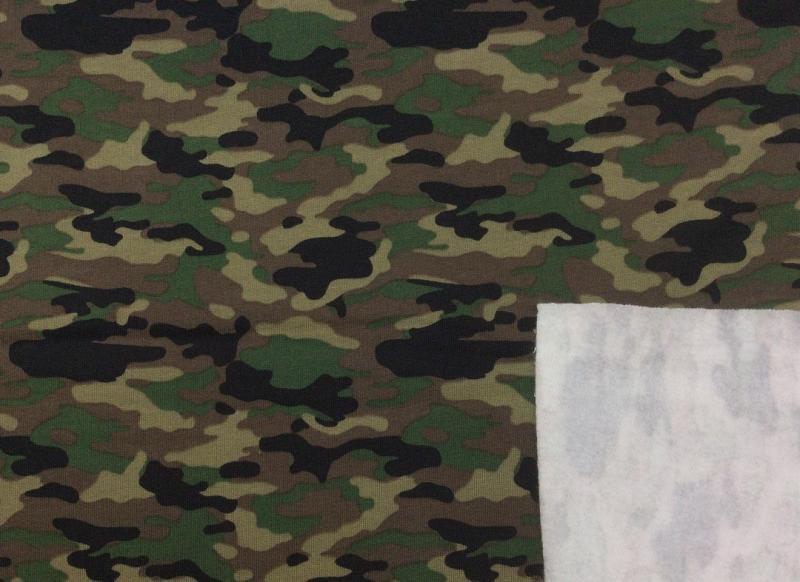Sweat BW Camouflage oliv