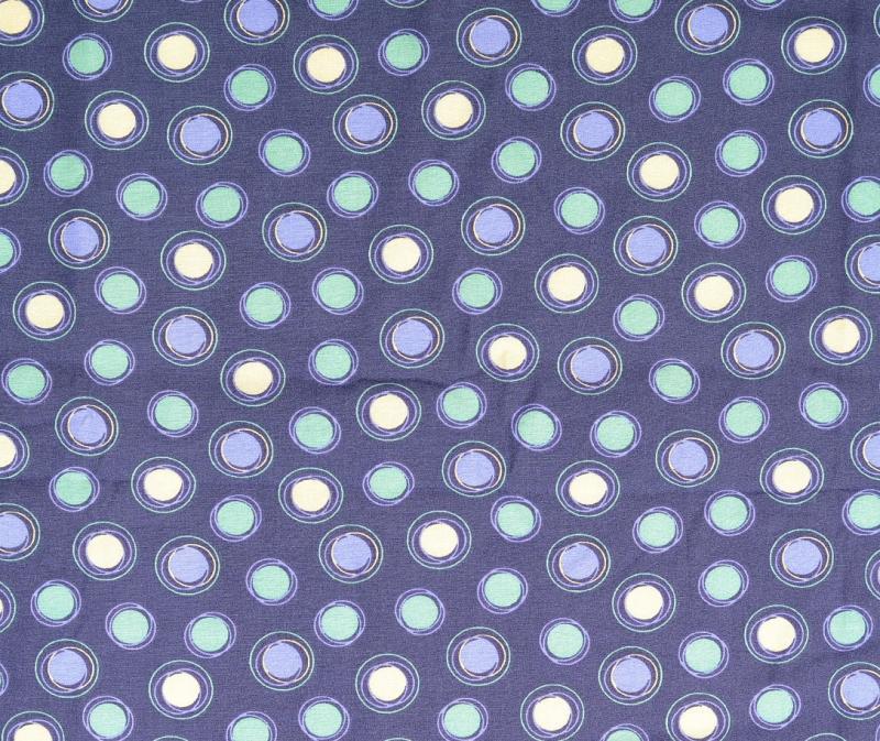Viskose, Kreise blau