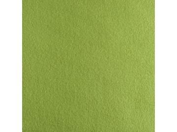 0,30m  Fleece Anja  kiwi grün uni