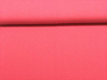 Jacquard, Dotties  Baumwolle pink-orange