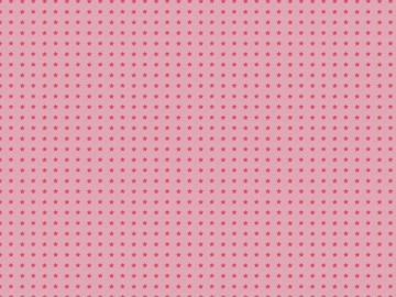 Baumwollstoff Kim Sterne rose-pink