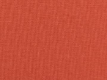 Bündchen  Heike orangerot uni