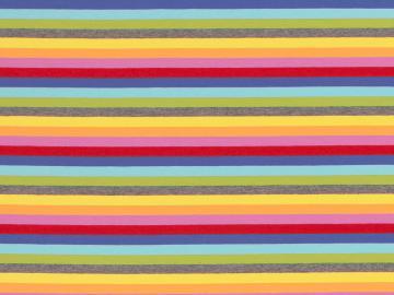 Jersey BW, Gala Streifen multicolour