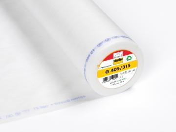 Vlieseline G 405 Bügeleinlage weiß