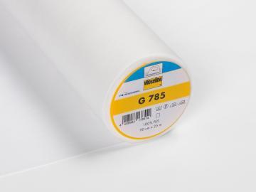 Vlieseline G 785 Gewebeeinlage weiß