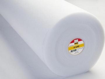 Vlieseline H 640 Volumenvlies weiß