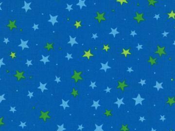 Westfalen Baumwolle junge Linie  blau-bunt