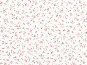 Westfalen Baumwolle Nottingham creme-rose